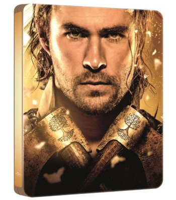 BLU-RAY / HUNTSMAN: WINTER'S WAR 2D+3D STEELBOOK