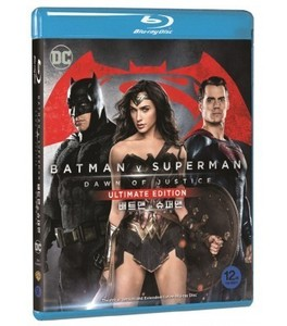 BLU-RAY / BATMAN V SUPERMAN: DAWN OF JUSTICE(2D+UE)