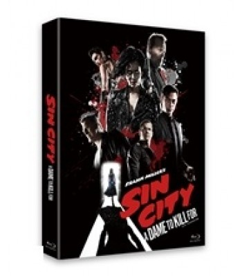 BLU-RAY / SIN CITY: A DAME TO KILL FOR PLAIN EDITION
