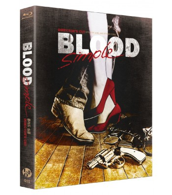 BLU-RAY / BLOOD SIMPLE (500 COPIES NUMBERED)