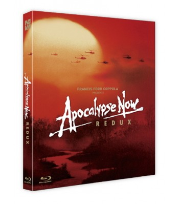 BLU-RAY / APOCALYPSE NOW REDUX - FULL SLIP (PLAIN EDITION)