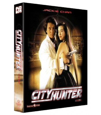 BLU-RAY / CITY HUNTER (PHOTO CARD 8EA + 777 COPIES NUMBERED)