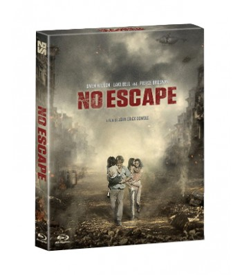 BLU-RAY / NO ESCAPE 700 COPIES LE (16P BOOKLET + POST CARDS 3EA + CHARACTER CARD 3EA)