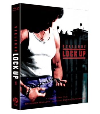BLU-RAY / LOCK UP (500 COPIES NUMBERED)