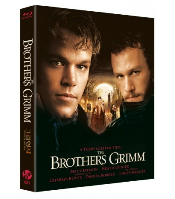 BLU-RAY / THE BROTHERS GRIMM (500 COPIES NUMBERED)