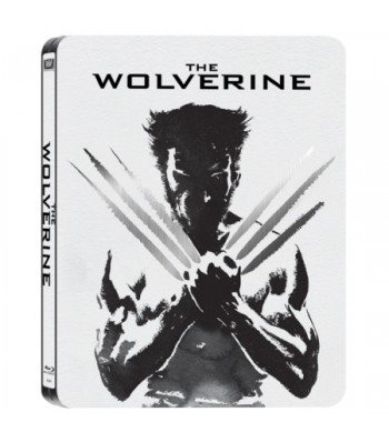 BLU-RAY / THE WOLVERINE 3D + 2D(EXTENDED VERSION)+2D(THEATRICAL VERSION) STEELBOOK LE