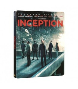 BLU-RAY / INCEPTION STEELBOOK LIMITED EDITON