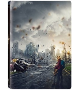 BLU-RAY / THE 5TH WAVE STEELBOOK LE