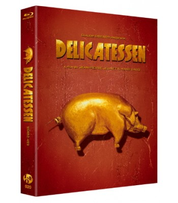 BLU-RAY / DELICATESSEN (500 COPIES NUMBERED)