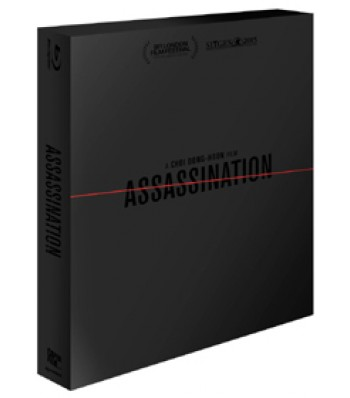 BLU-RAY / ASSASSINATION LIMITED EDITION