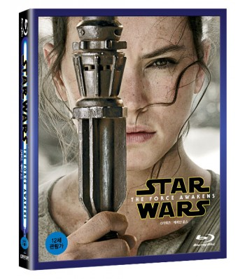 BLU-RAY / STAR WARS: EPISODE VII - THE FORCE 2DBD