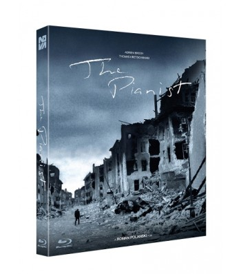 BLU-RAY / THE PIANIST - FULL SLIP (PLAIN EDITION)
