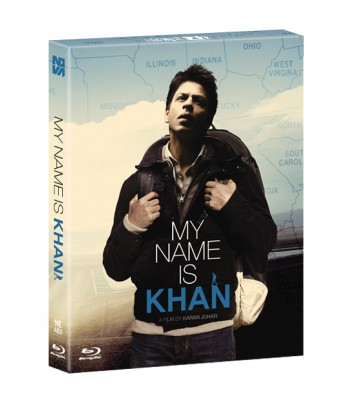 BLU-RAY / NA#3 MY NAME IS KHAN