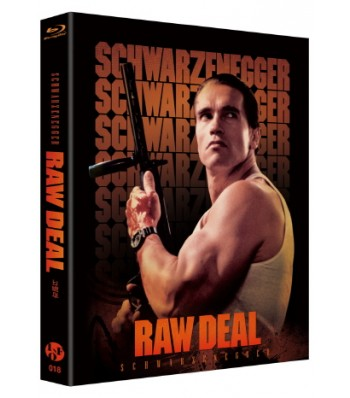 BLU-RAY / RAW DEAL (500 COPIES NUMBERED)