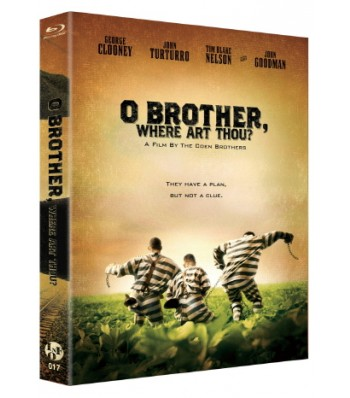 BLU-RAY / O BROTHER, WHERE ART THOU? (500 COPIES NUMBERED)