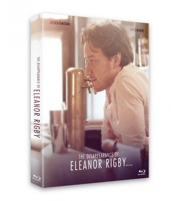 BLU-RAY / THE DISAPPEARANCE OF ELEANOR RIGBY: THEM