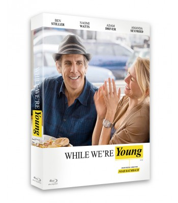 BLU-RAY / WHILE WE'RE YOUNG