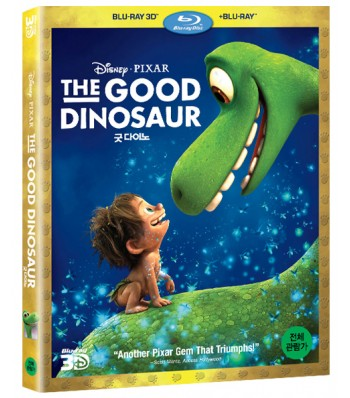 BLU-RAY / THE GOOD DINOSAUR 2D+3D PLAIN EDITON