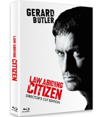 BLU-RAY / LAW ABIDING CITIZEN (SCANAVO CASE + OUT CASE + BOOKLET(36P) + ART CARD(6EA)) LE (1,000 COPIES NUMBERED)