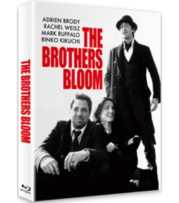 BLU-RAY / THE BROTHERS BLOOM (SCANAVO CASE + OUT CASE + BOOKLET(36P) + ART CARD(6EA)) LE (1,000 COPIES NUMBERED)