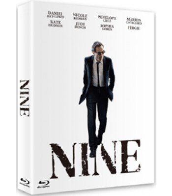 BLU-RAY / NINE (SCANAVO CASE + OUT CASE + BOOKLET(36P) + ART CARD(6EA)) LE (1,000 COPIES NUMBERED)