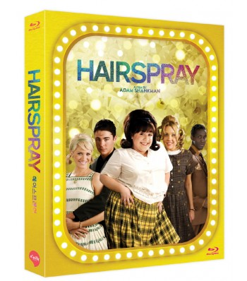 BLU-RAY / HAIRSPRAY LIMITED EDITION 1000 COPIES NUMBERED (SCANAVO CASE + 24P BOOKLET)