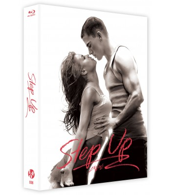 BLU- RAY / STEP UP 500 COPIES LIMITED EDITION (SCANAVO KEEPCASE +36P PHOTOBOOK)