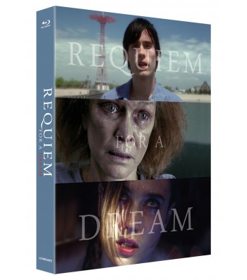 BLU- RAY / REQUIEM FOR A DREAM FULL SLEEVE (LIMITED 777 COPIES, 36P PHOTO BOOKLET)