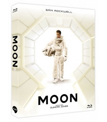 BLU-RAY / MOON - FULL SLEEVE (PLAIN EDITION)