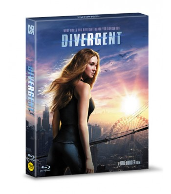 BLU-RAY / DIVERGENT 700 COPIES NUMBERED LE (16P BOOKLET + PHOTO CARDS)