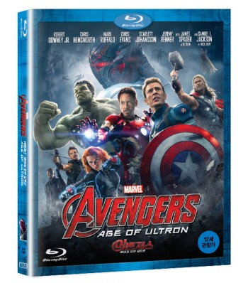 BLU-RAY / AVENGERS : AGE OF ULTRON 2D
