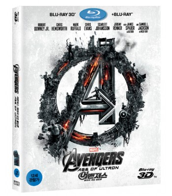 BLU-RAY / AVENGERS : AGE OF ULTRON 2D+3D PLAIN EDITON