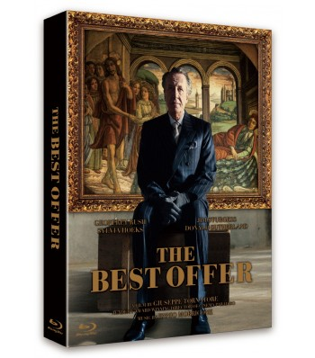 BLU-RAY / THE BEST OFFER (SCANAVO CASE + OUT CASE + BOOKLET(36P) + ART CARD(6EA)) LE (1,000 COPIES NUMBERED)