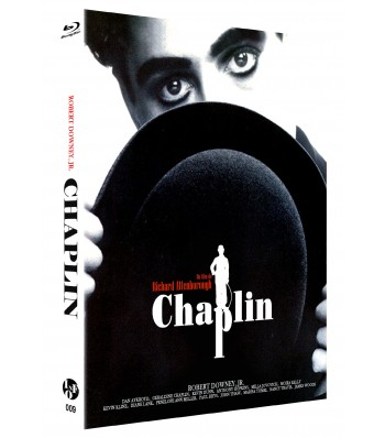 BLU-RAY / ROBERT DOWNEY JR. - CHAPLIN