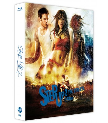 BLU- RAY / STEP UP2 : THE STREETS 777 COPIES LIMITED EDITION (SCANAVO KEEPCASE +36P PHOTOBOOK)