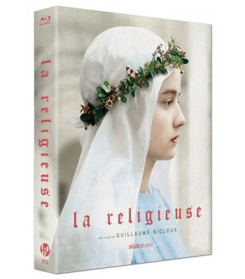 BLU- RAY / LA RELIGIEUSE 500 COPIES LIMITED EDITION (SCANAVO KEEPCASE +36P PHOTOBOOK)