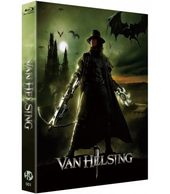 BLU-RAY / VAN HELSING (PLAIN EDITION)