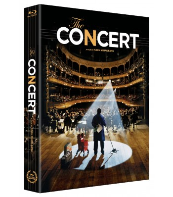 BLU-RAY / THE CONCERT 700 COPIES LIMITED EDITION (SCANAVO KEEPCASE +36P PHOTOBOOK + PHOTO CARD 6EA)
