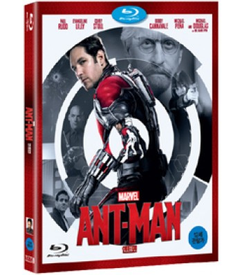 BLU-RAY / ANT-MAN 2D