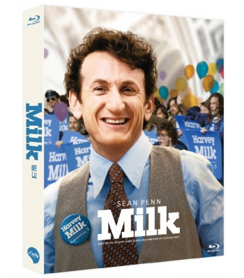 BLU-RAY / MILK LIMITED EDITION 700 COPIES NUMBERED (SCANAVO CASE + 24P BOOKLET)