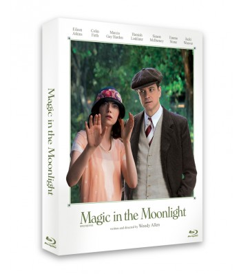 BLU-RAY / MAGIC IN THE MOONLIGHT