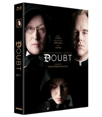 BLU- RAY / DOUBT 700 COPIES LIMITED EDITION (BD+DVD DIGIPACK)