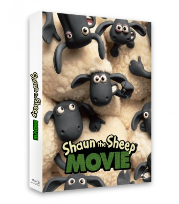 BLU-RAY / SHAUN THE SHEEP MOVIE