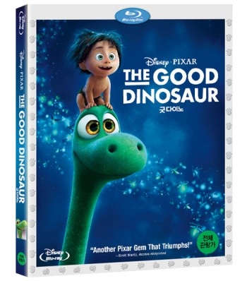 BLU-RAY / THE GOOD DINOSAUR 2D
