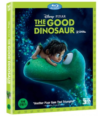 BLU-RAY / THE GOOD DINOSAUR 3D
