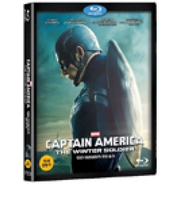 BLU-RAY/CAPTAIN AMERICA: THE WINTER SOLDIER (2D)