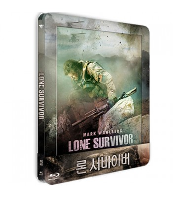 LONE SURVIVOR STEELBOOK LENTICULAR LIMITED EDITION (NE #2)