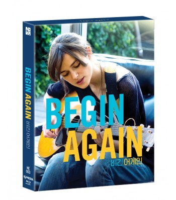 BEGIN AGAIN STEELBOOK FULL-SLIP (NE #3)