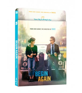 BEGIN AGAIN STEELBOOK LENTICULAR-SLIP (NE #3)