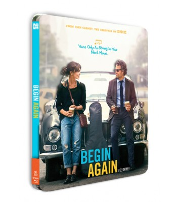 BEGIN AGAIN STEELBOOK 1/4-SLIP A (NE #3)